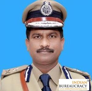 Alikana S Murthy IPS