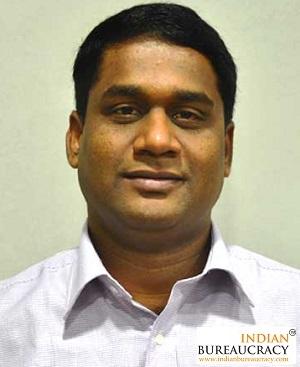 M Angamuthu IAS