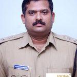 N Sateesh Kumar IPS