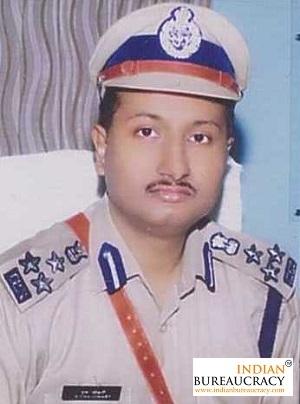 Nilabja Chaudhary IPS