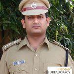 P S Harsha IPS