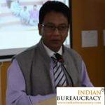 Paban K Borthakur IAS