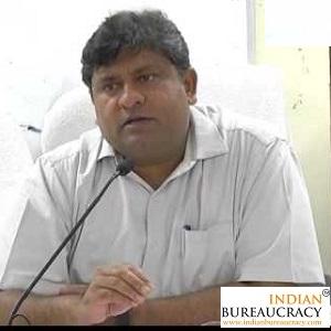Rahul Bojja IAS