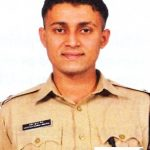 Santosh Kumar Mishra IPS