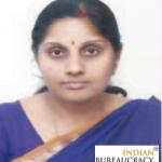 V Vidyavathi IAS