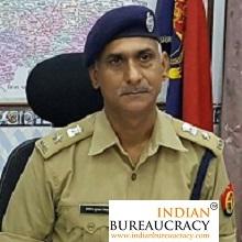 Vipin Kumar Mishra IPS