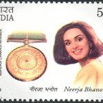 neerja bhanot, ashok chakra