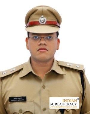 Abhishek Mohanty IPS