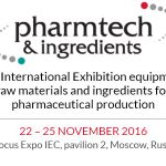 India Pavilion at Pharmtech & Ingredients Expo