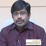 M G Rajamanickam IAS