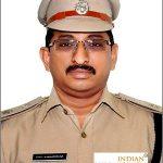 P H D Ramakrishna IPS