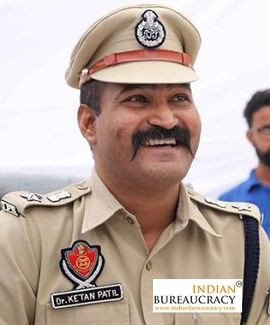 Patil Ketan Baliram IPS