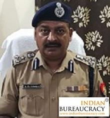 Satyendra Kr Singh IPS