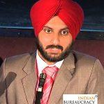 Simranjeet Singh Kahlon IAS