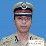 Sumit Sharan IPS