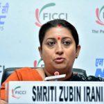Upskill the weavers and attach the Handloom sector,Smriti Irani