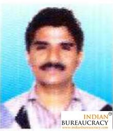 Vijay Namdeorao Zade IAS
