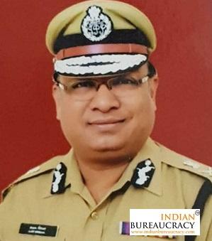 Ajay Singhal IPS