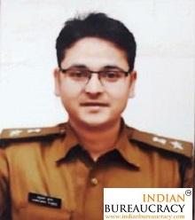 Anshuman Kumar IPS