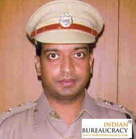 Bhupendra Sahu IPS