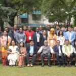 HUDCO's HSMI organises training