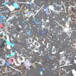 Increase in plastics waste reaching