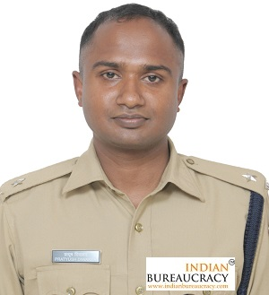 Pratyush Diwakar IPS