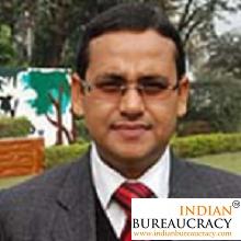 Sanjay Kumar IAS UP