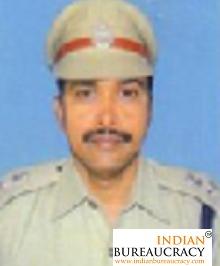 Shailendra Kumar Sinha IPS,