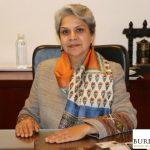 Upma Chawdhry IAS