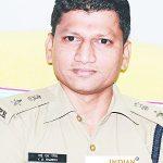 Y S Ramesh IPS