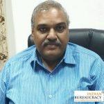 Ashish Saxena IAS MP