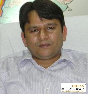 Bharat Yadav IAS MP