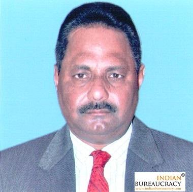 Durg Vijay Singh IAS MP