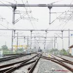 Electrification of Railway Tracks