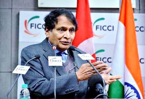 FICCI Suresh Prabhu