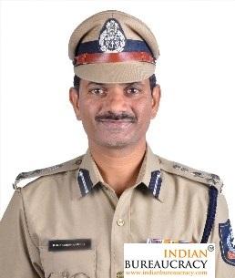 N Madhusudhan Reddy IPS