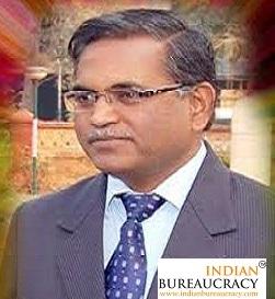 Om Prakash Shrivastava IAS MP