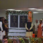 PM inaugurates New Airport Complex at Bamrauli Airport
