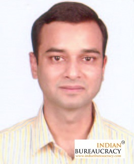 Siddharth Mahajan IAS