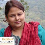 Shama Parveen IAS