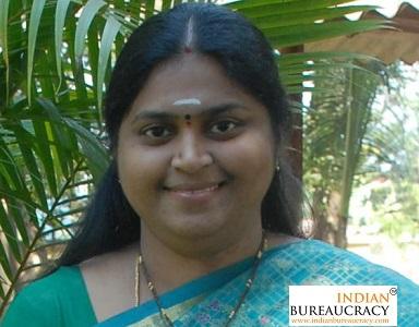 Shangeetha Rajagopal IAS