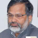 Shri Nivas Sharma IAS MP
