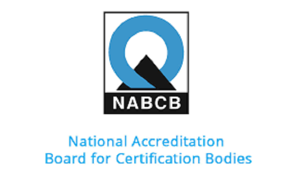 The National Accreditation Board for Certification Bodies (NABCB)v