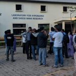 explosion rocked the hypersonic laboratory at IISc Bengaluru