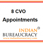 8 CVO appointements