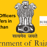 44 IFoS transferred in Rajasthan