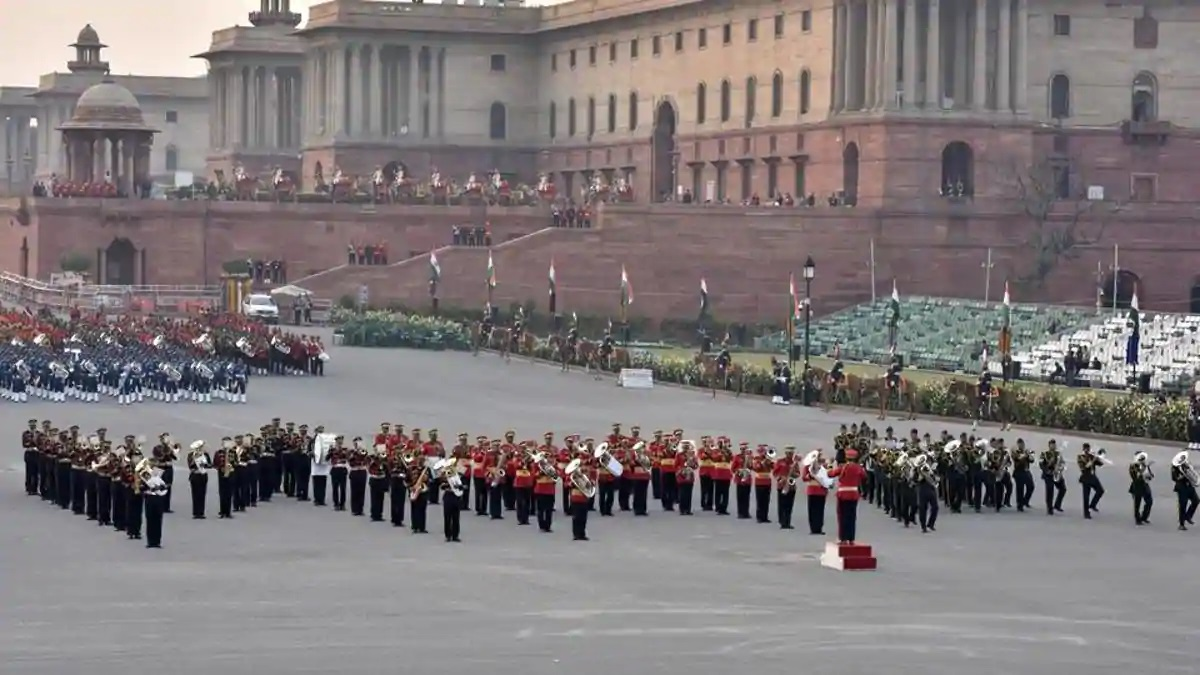 Beating the Retreat 2019
