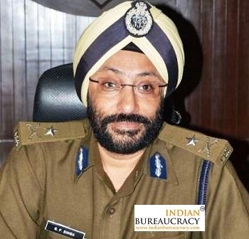 G P Singh IPS
