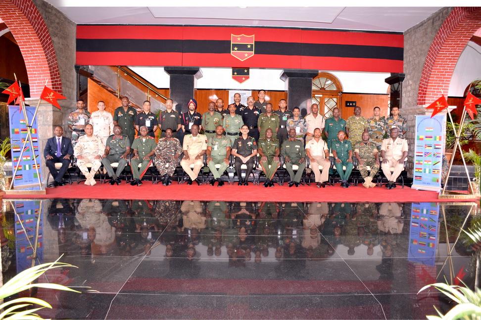 India Africa Field Training Exercise -IAFTX 2019